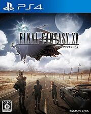 Square Enix Final Fantasy XV 15 Sony Ps4 Playstation 4 Japanese Japanzon