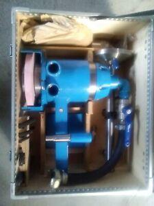 Spindel Ventil Schleifmaschine Chris Marine 150s.  Neu