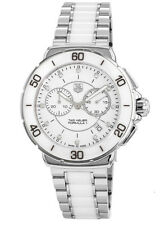 New Tag Heuer Formula 1 Quartz Chronograph Women's Watch CAH1211.BA0863