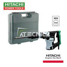 Martello demolitore HITACHI H41MB 930W SDS max demolizione infissione scrostatur
