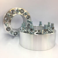"""2pc Hubcentric 8x6.5 Wheel Spacers 