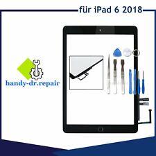 Schwarz Display Für iPad 6 th Air 2 2018 A1954 A1893 Touchscreen Glas Digitizer