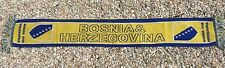 Bosnia and Herzegovina Country Football Fan Soccer Scarf