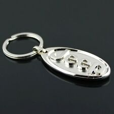 Key Keyring Keychain for: JEEP CHEROKEE PATRIOT WRANGLER COMMANDER GRAND COMPASS