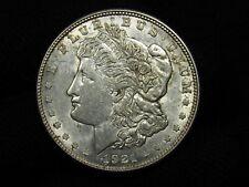 1921-D Morgan Silver Dollar CHOICE AU+
