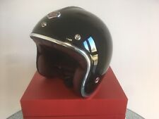 Ruby motorcycle Helmet - Saint-Germain Model - Brand New