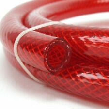 Race Car Fuel Line Silicone Hose Red 3/8 in. Hose Size 6 ft. Length Each gas j