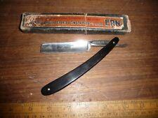 Antique boxed Sevair / N.A.P. Co  Cut throat razor in The Crown & Sword Box .