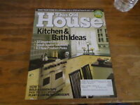 This Old House Magazine July/August 2006 Free Domestic Shipping