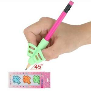 Grip Pen Corrector Pencil Holder Hand Writing Aid Posture Correction Tool MP