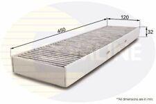 Pollen Cabin Filter Carbon FOR MINI R57 1.6 2.0 07->15 CHOICE1/2 Comline