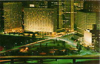 Postcard The Pittsburgh Hilton Hotel