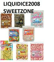 SWEET ZONE PICK N MIX up to 1KG BAG HALAL SWEETS DISCOUNT CANDY PARTY FAVOURS