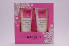 MARBERT Women Flower Harmony  Körperlotion & Duschgel je 200ml Geschenkset