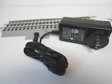 """LIONEL O GAUGE FASTRACK 10"""" STRAIGHT POWER SUPPLY PACK RC LIONCHIEF SYSTEM track"""