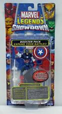 Marvel Legends Showdown Booster Pack Captain America ToyBiz NIP 2005 S161-3