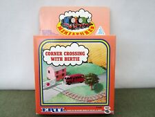Ertl Thomas Tank & Friends Miniatures Corner Crossing with Bertie - Boxed