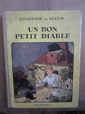 Comtesse de Ségur/Un bon petit diable/Flammarion