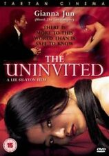 THE UNINVITED NEW REGION 2 DVD