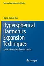 Hyperspherical Harmonics Expansion Techniques :, Das, Kumar,,