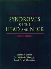Syndromes of the Head and Neck (Oxford Monographs on Medical Genetics), Hennekam
