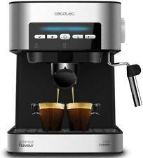 Cafetera Espresso 20bares vaporizador Thermoblock 850w Matic 20 Cecotec