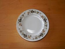 "Royal Doulton England LARCHMONT TC1019 Set of 5 Bread Plates 6 1/2"" Leaves"