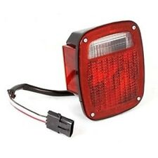 Right Hand Tail Light With Black Housing 1987-1990 Wrangler Yj X 12403.12
