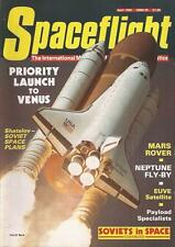 February Spaceflight Science Magazines