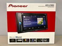 Pioneer AVH-210EX 2-DIN Bluetooth DVD/CD/AM/FM/Digital Media Car Stereo AVH210EX
