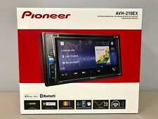 Pioneer AVH-210EX 2-DIN Bluetooth DVD/CD/AM/FM/Digital Media Car Stereo AVH210EX