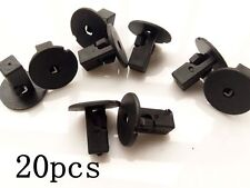 20pcs Remaches Guardabarros Coche Interior Clips Para Toyota 90189-06013