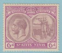 ST KITTS & NEVIS 30 SG30 MINT  HINGED OG * NO FAULTS EXTRA FINE !