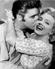 Elvis Presley and Marilyn Monroe #1039  New 4x6 Print