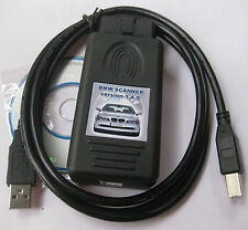 BMW Scanner 1.4.0 Diagnostic Tool 3 5 7 series X3 X5 Z4 E38 E39 E46 E53 E83 E85