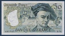 FRANCE - 50 FRANCS QUENTIN DE LA TOUR Fayette n°67.4 de 1979 en NEUF B.14 491747