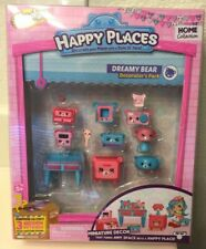 SHOPKINS HAPPY PLACES HOME COLLECTION DREAMY BEAR DECORATOR'S PACK