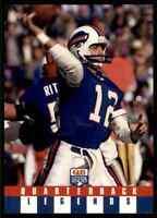 1991 QB Legends #10 Joe Ferguson NICE RARE ODD Buffalo Bills / Arkansas
