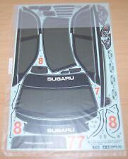 Tamiya 58390 Impreza WRC Monte Carlo '07/TT01/DF03Ra, 9495513/19495513 Decals