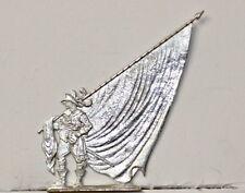 Zinnflachfiguren: Fahnenträger 3 30jähriger Krieg, 30mm