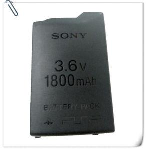 ★ 100% ORIGINAL! ★ Sony PSP 1000 Fat High Capacity Battery Pack (3.6V 1800 MAH)