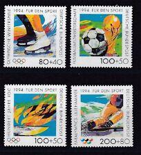 BRD 1994 postfriisch  Für den Sport MiNr. 1717-1720   Olympische Spiele