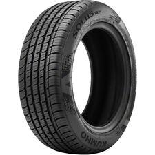 1 New Kumho Solus Ta71  - 245/45zr18 Tires 2454518 245 45 18