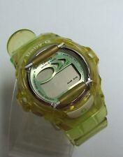Ladies Casio BABY G SHOCK Yellow  Watch