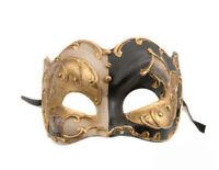 Maschera Di Venezia Lupo Brighella Serenissima Autentica Veneziano 338