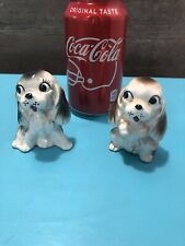 Vintage Pair Of Dog What Nots
