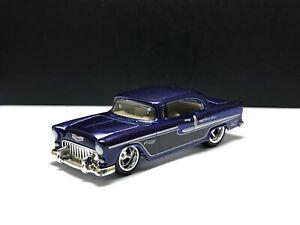 Hot Wheels 2022 Super treasure hunt STH > '55 Chevy , loose