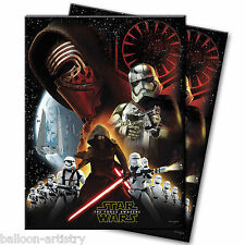 1.2mx1.8m Star Wars Episode VII 7 The Force Awakens Party Plastic Table Cover