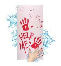 """IntroWizard Bloody Shower Curtain 72.4 x 72"""""""