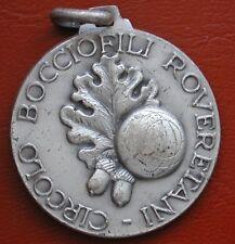 BOCCIOFILA 1966 INAUGURAZIONE BOCCIODROMO COPERTO ROVERETO TRENTO TRENTINO BOCCE